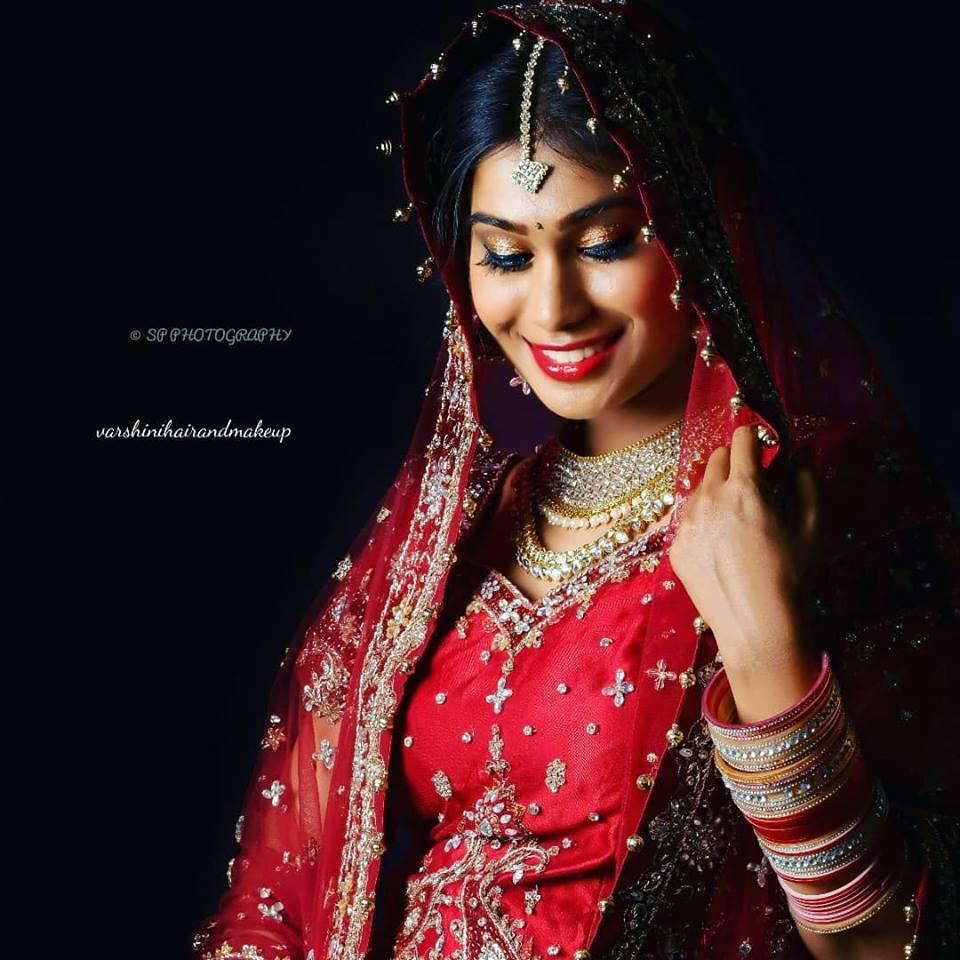 Indian Bridal Makeup Archives - Shubh Wedding